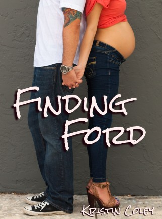 Finding Ford New Cover